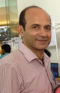 A picture of Paul Dsouza